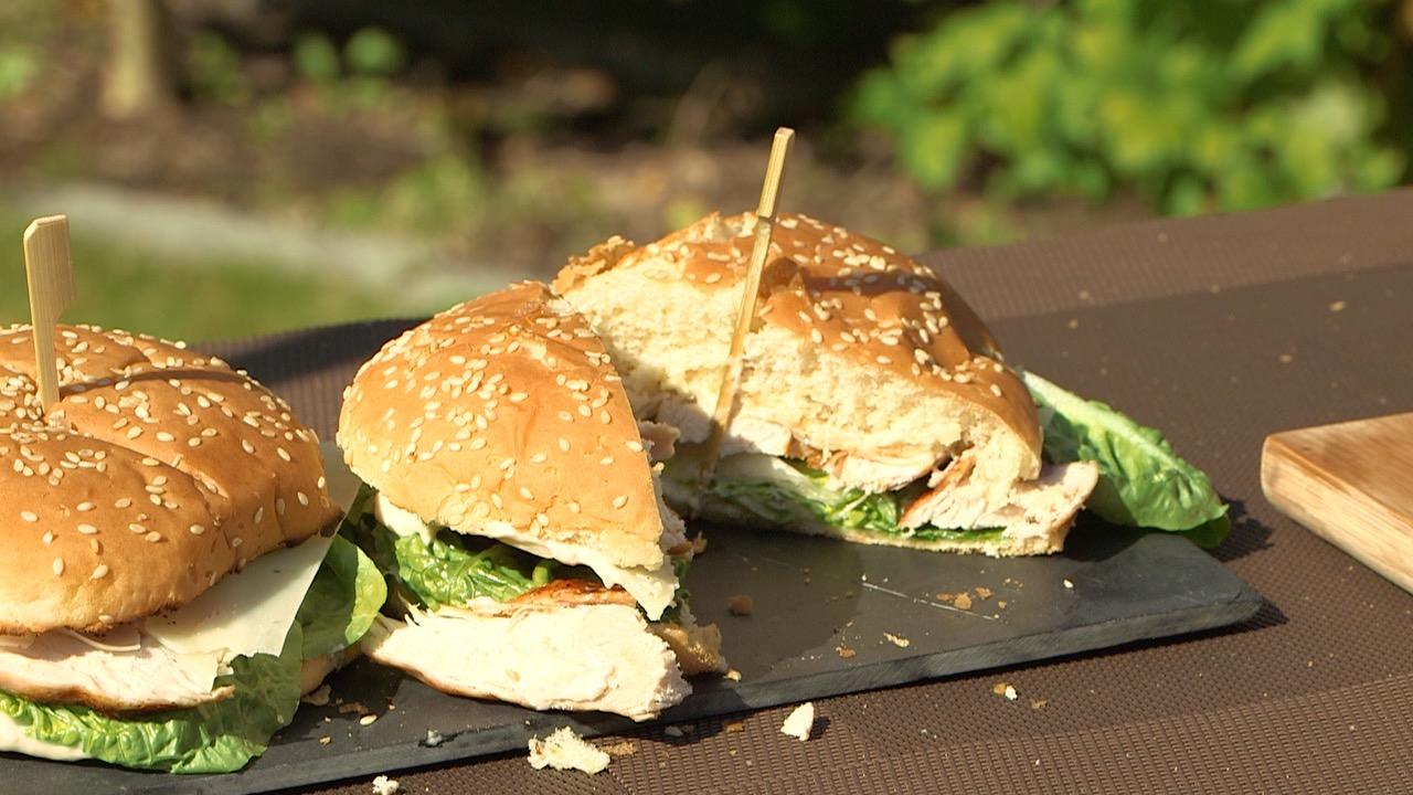 Caesar-Salad-Burger - foodundglut.de