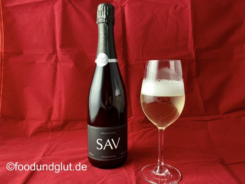 SAV Birkensaft Schaumwein