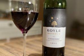 Weintipp der Woche: Koyle Reserva Carmenere